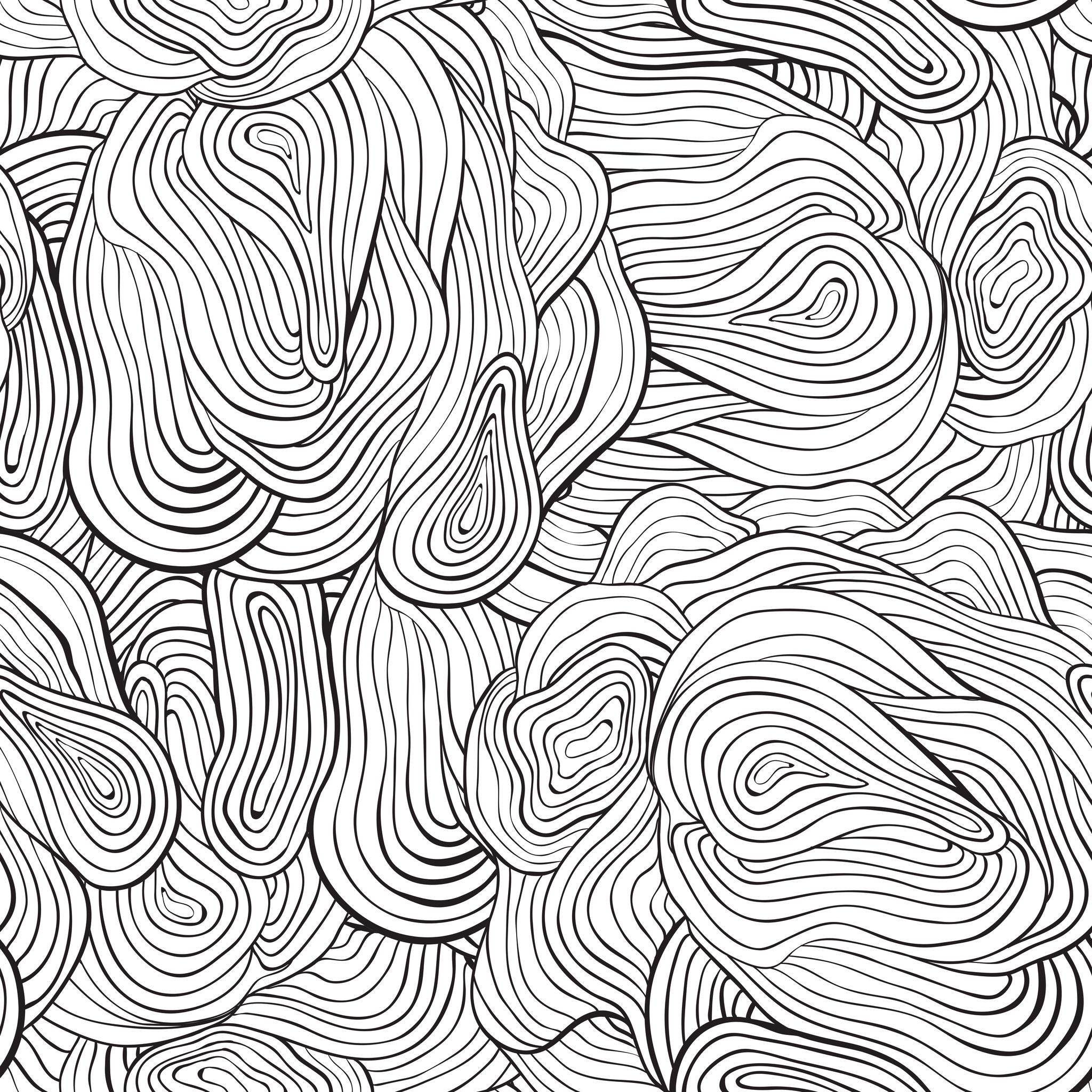 Coloriage Adulte Effet.Coloriage Adulte Anti Stress