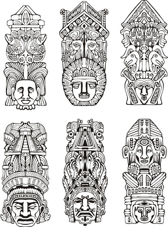 Coloriage Animaux Totem.Cahier Coloriage Adulte