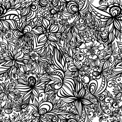 coloriage adulte fleurs. Black Bedroom Furniture Sets. Home Design Ideas